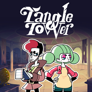 Cover of Tangle Tower