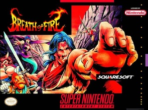 Cover of Breath of Fire