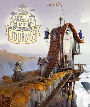 Cover of Old Man's Journey