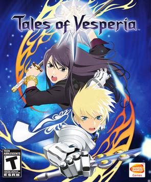 Cover of Tales of Vesperia