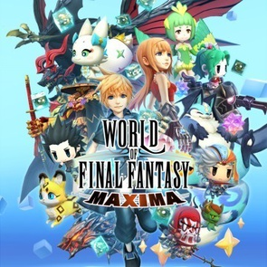 Cover of World of Final Fantasy Maxima